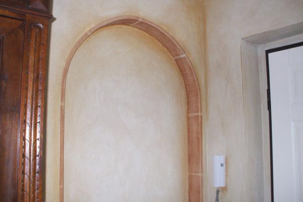 decorazione2 600x400 - Tinteggiature Decorative